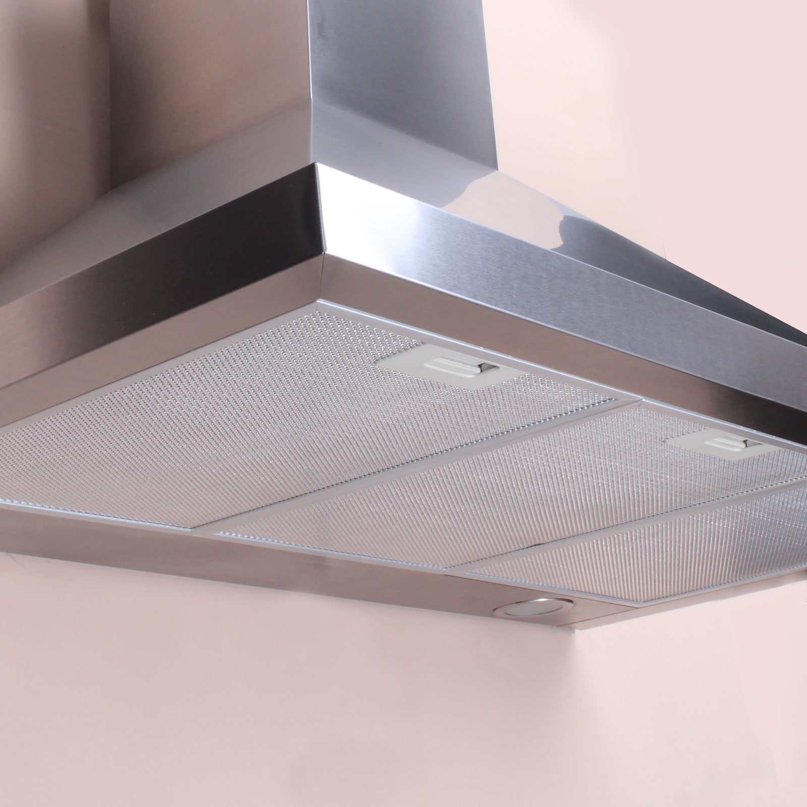 "Windmax New Euro 30"" Kitchen Wall Mount Stainless Steel Flat Range Hood Tower Style Chimney Vents at Sears.com"
